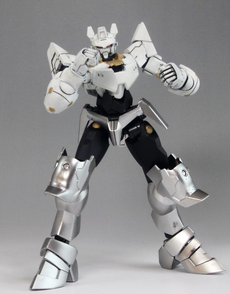 白虎の戦士 アピールショット3
