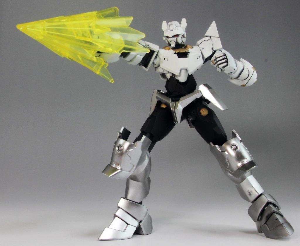 白虎の戦士 アピールショット4