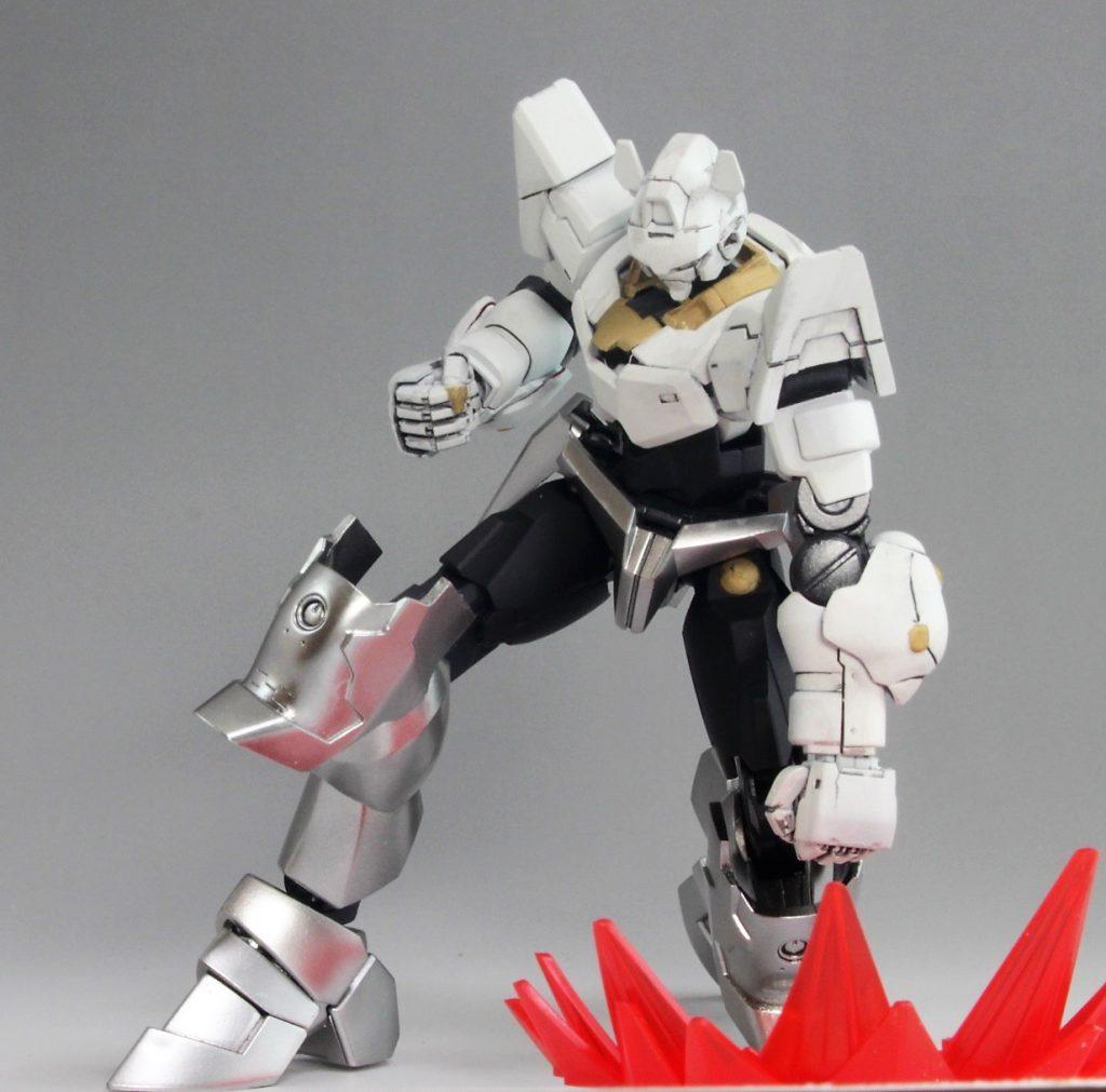白虎の戦士 アピールショット5