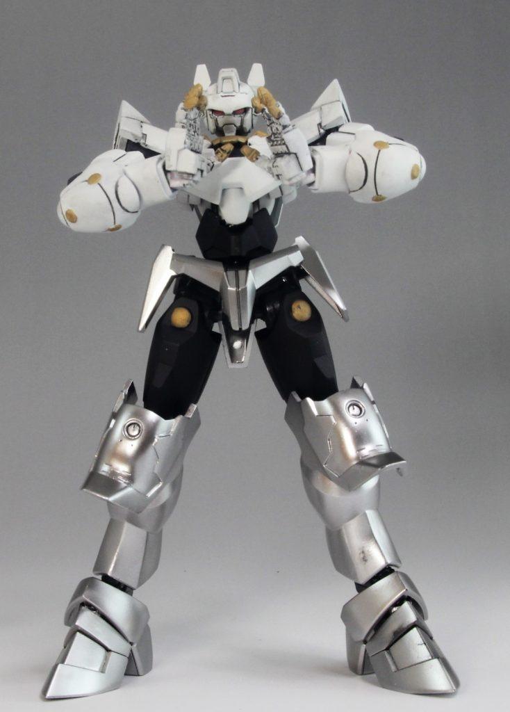 白虎の戦士 アピールショット8