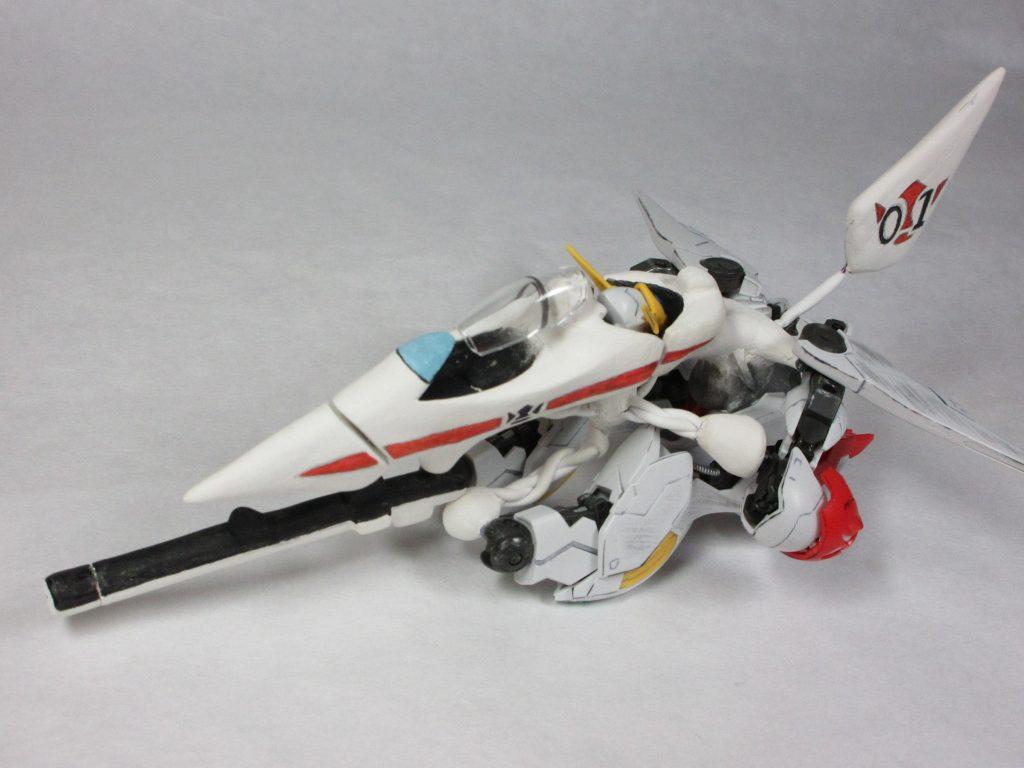 VF-1バルバトス アピールショット1