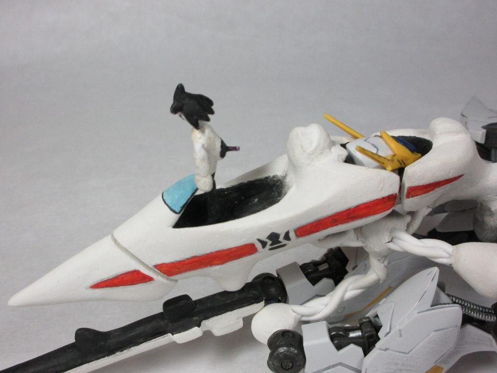 VF-1バルバトス アピールショット3