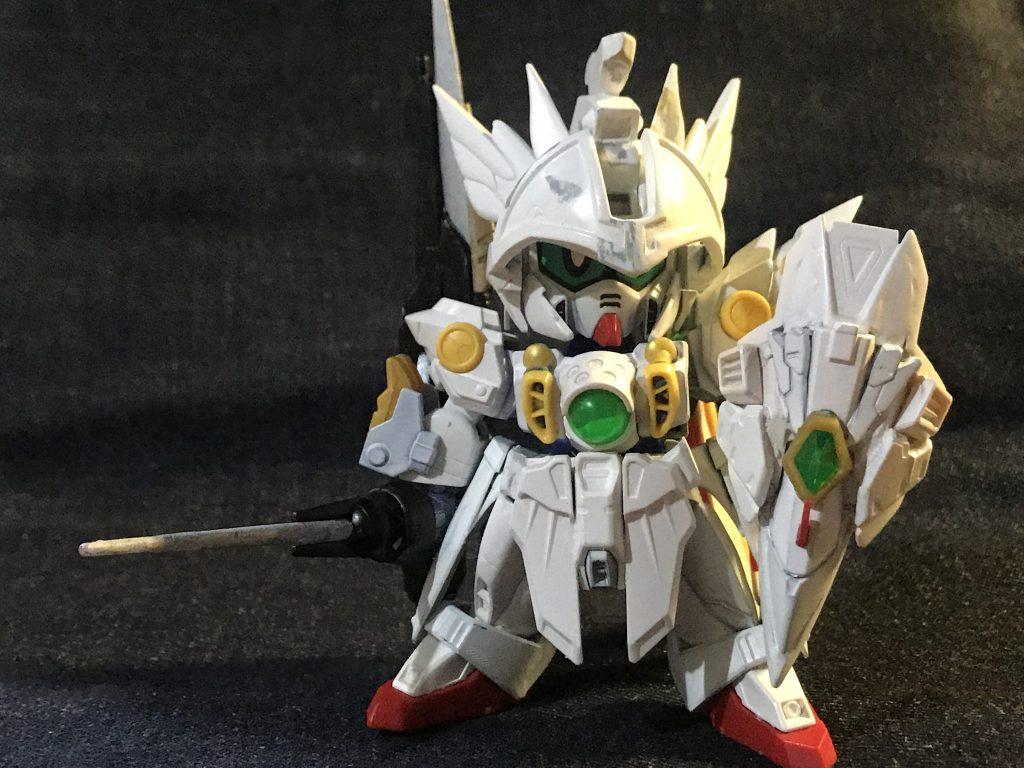 騎士鳳凰飛翼 騎士ウイングガンダムフェニーチェ 制作工程4