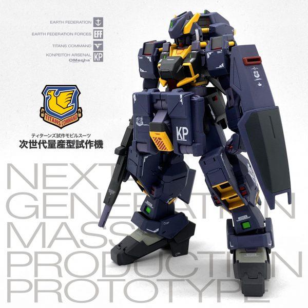 次世代量産型試作機/次世代量産機 (HGUC)