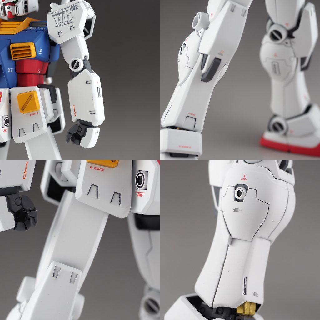RX-78-2 ガンダム Ver.Ka (センチネル 0079) アピールショット3
