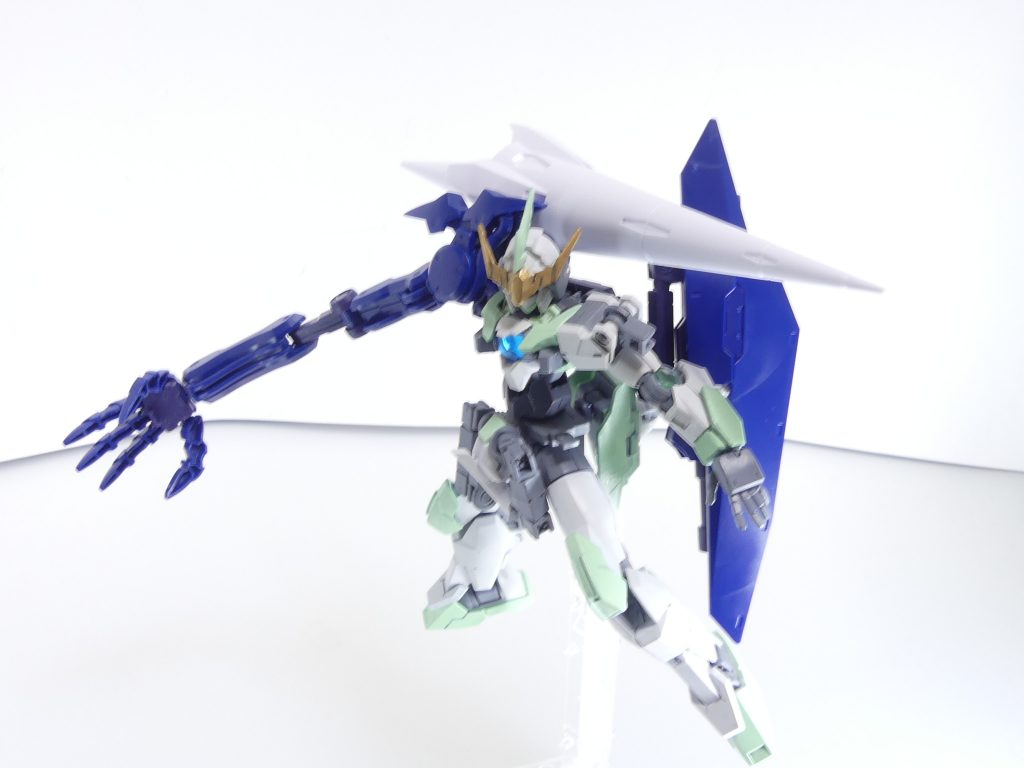 【GBNW:EX】27:HGBD:R ゼルトザームアームズ アピールショット1