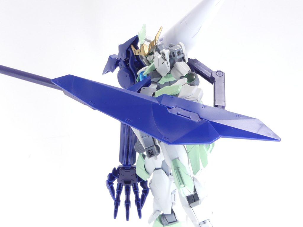 【GBNW:EX】27:HGBD:R ゼルトザームアームズ 制作工程5
