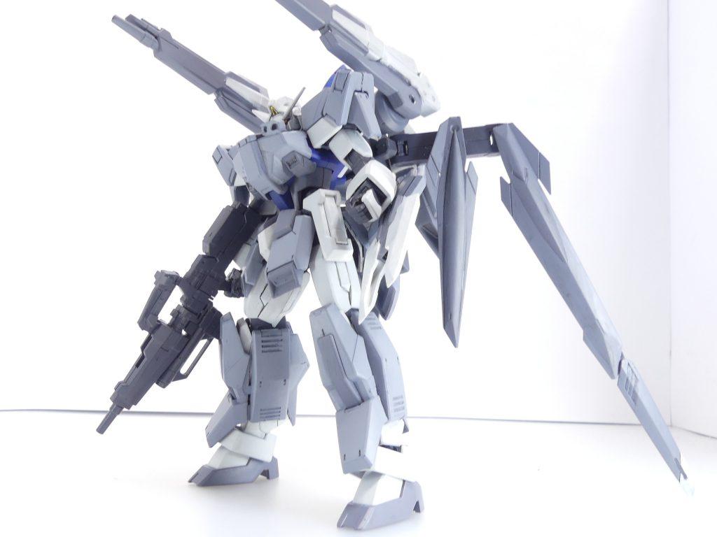 【GBNW:EX】26:ガンダムAGE-1 磨(みがき) 制作工程2
