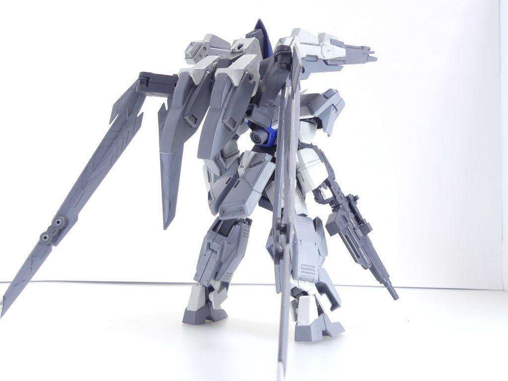 【GBNW:EX】26:ガンダムAGE-1 磨(みがき) 制作工程3