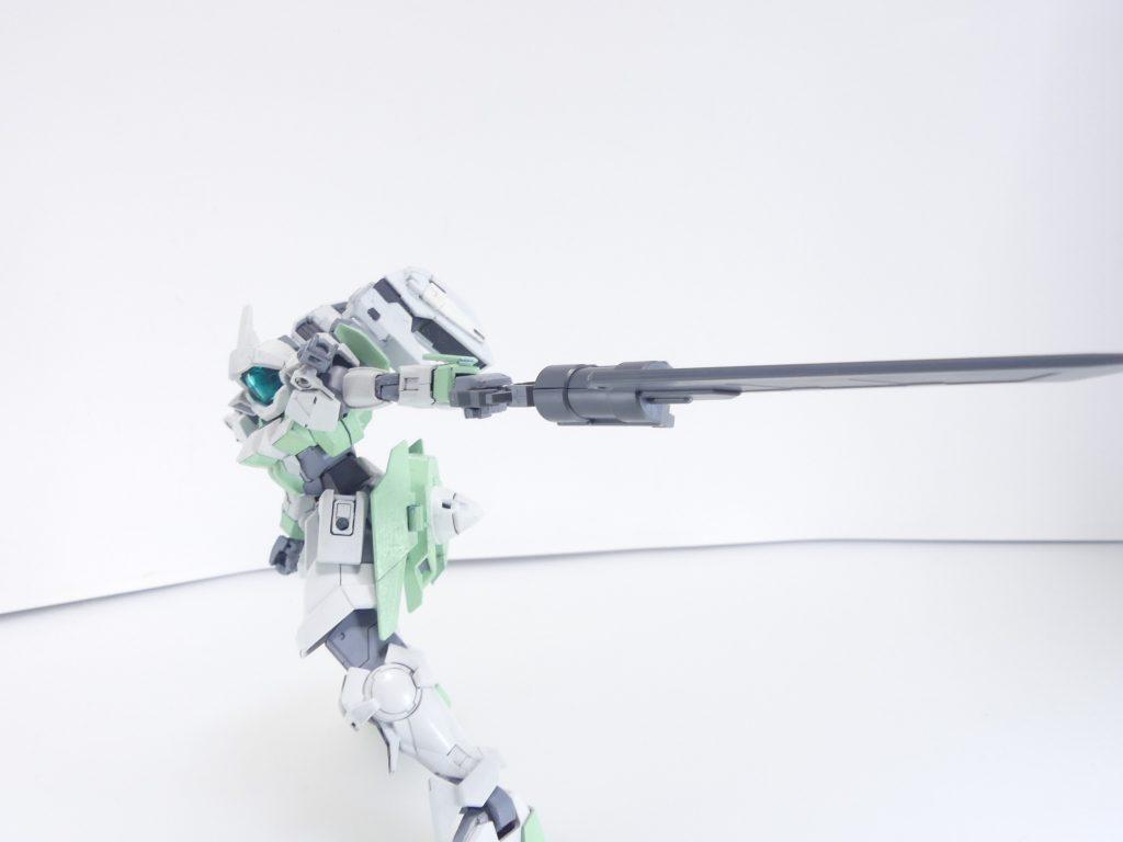 【GBNW:EX】28:HGBC スピニングブラスター 制作工程2