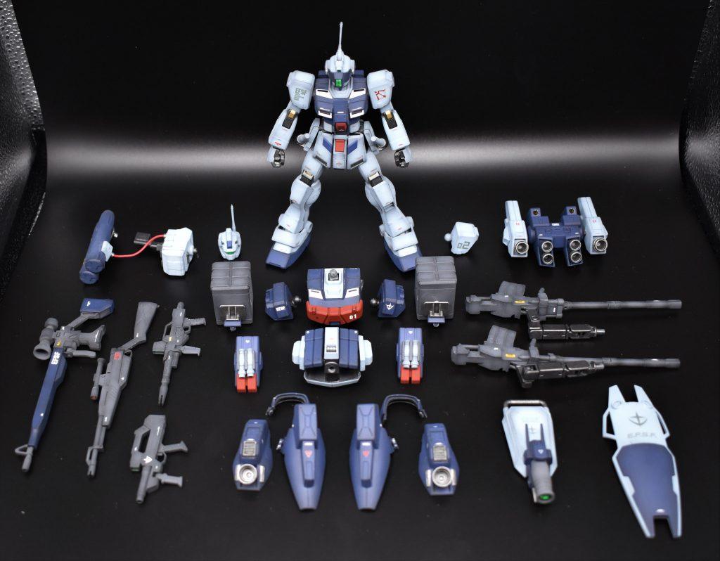 RX-80F アピールショット8