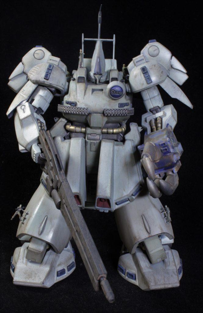 陸戦型The-O アピールショット5