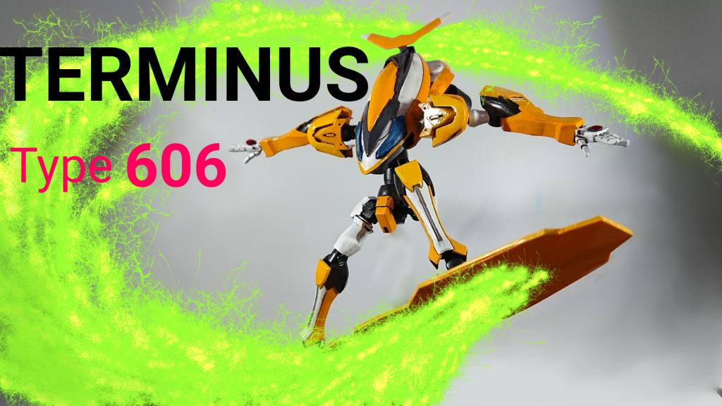 テルミナス Type606 制作工程8