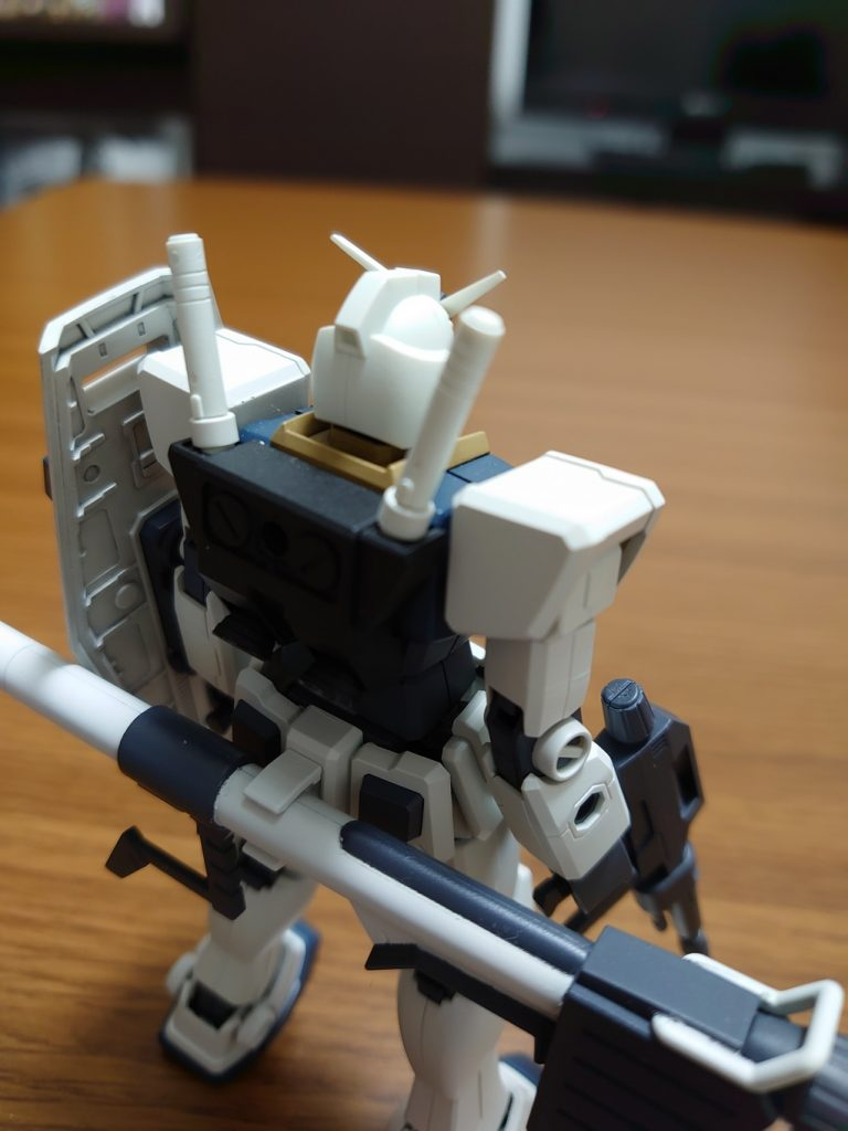 RX78-2 ガンダム アピールショット1