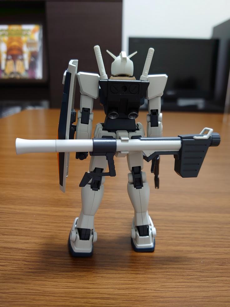 RX78-2 ガンダム アピールショット2