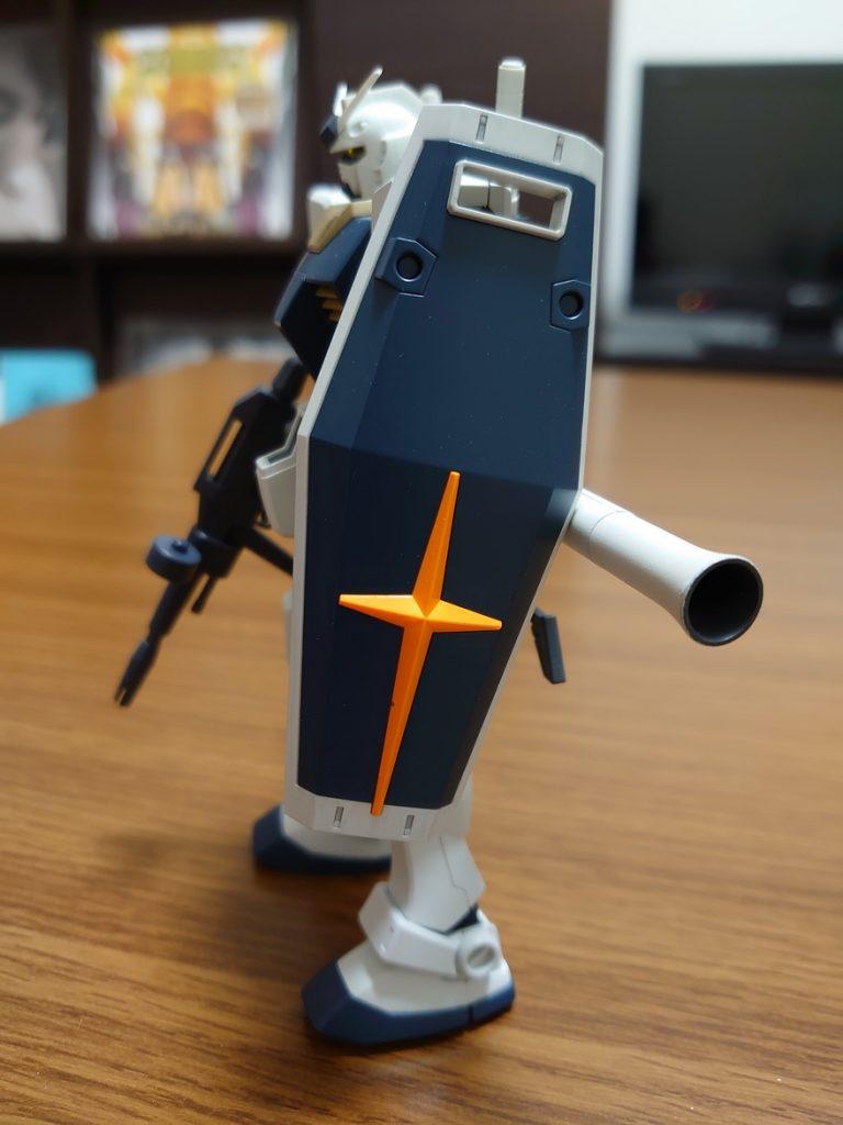 RX78-2 ガンダム アピールショット4