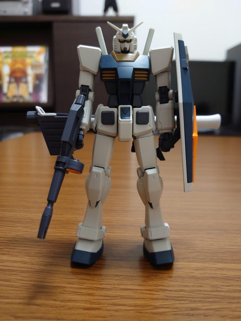 RX78-2 ガンダム 制作工程1