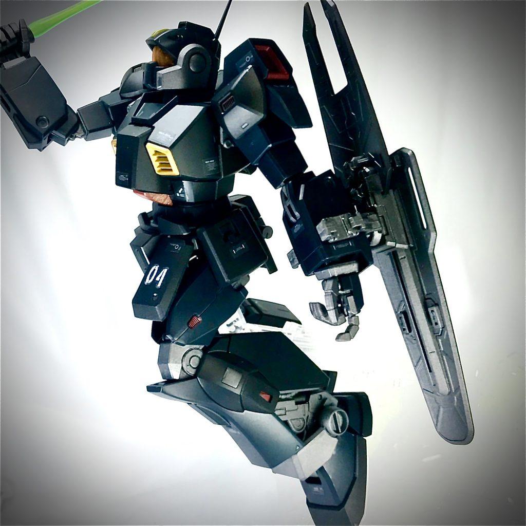 MG NEMO 改修 BlueDistiny 4号機(CVD装備)