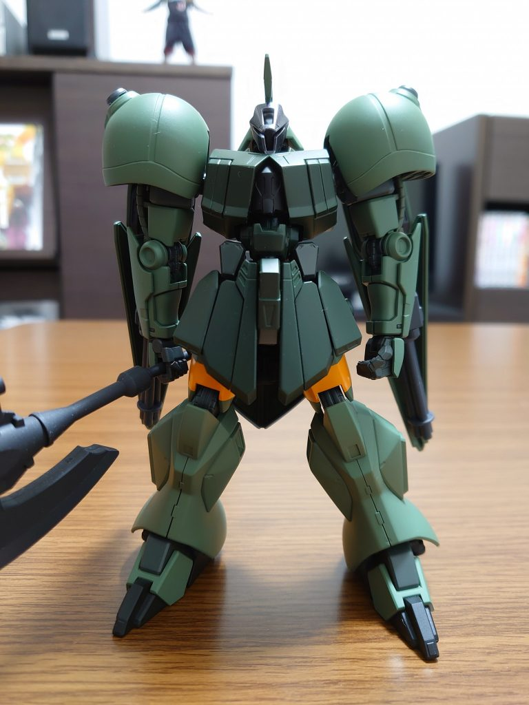R・ギャギャ (ネェル・アーガマ運用機ver.) アピールショット1