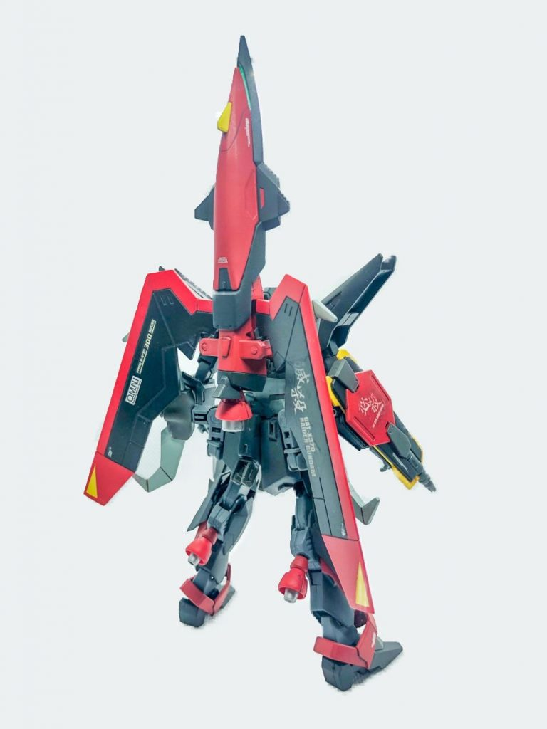 GAT-X370 レイダーガンダム アピールショット2