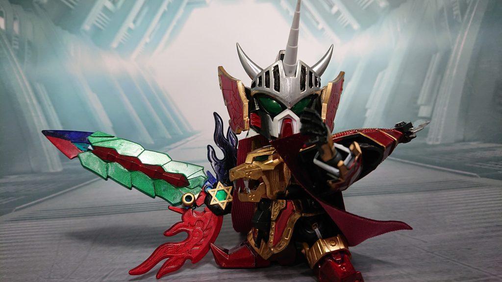 神官騎士ガンキラー アピールショット1