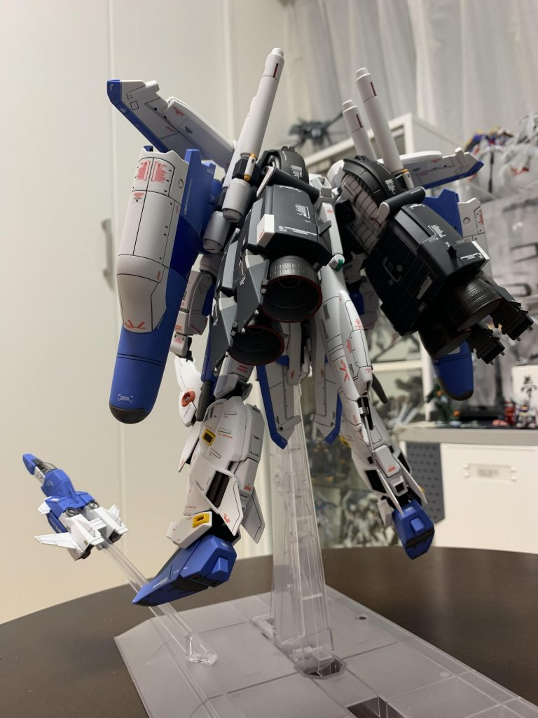 MG Ex-Sガンダム アピールショット4