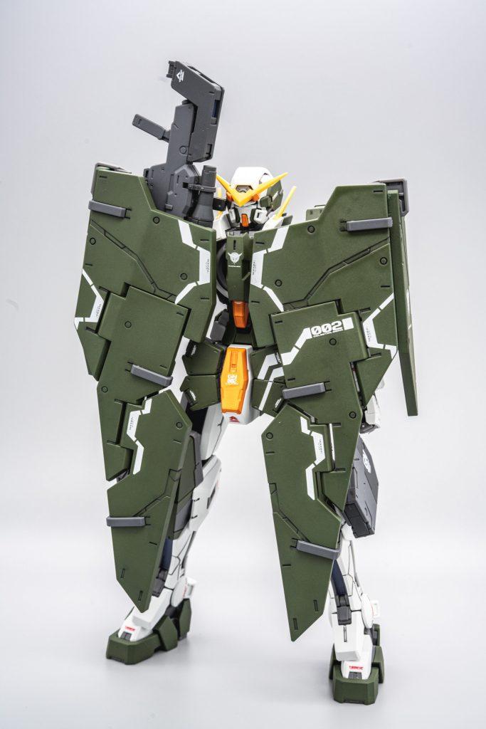 MG ガンダムデュナメス アピールショット2