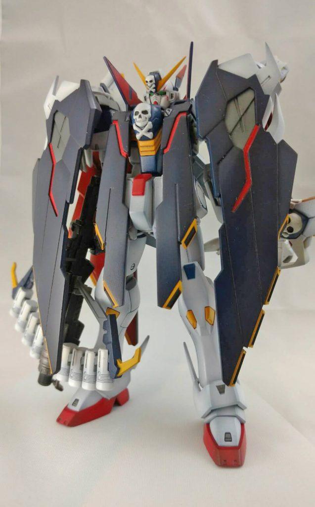 クロスボーンガンダムX1フルクロス アピールショット1