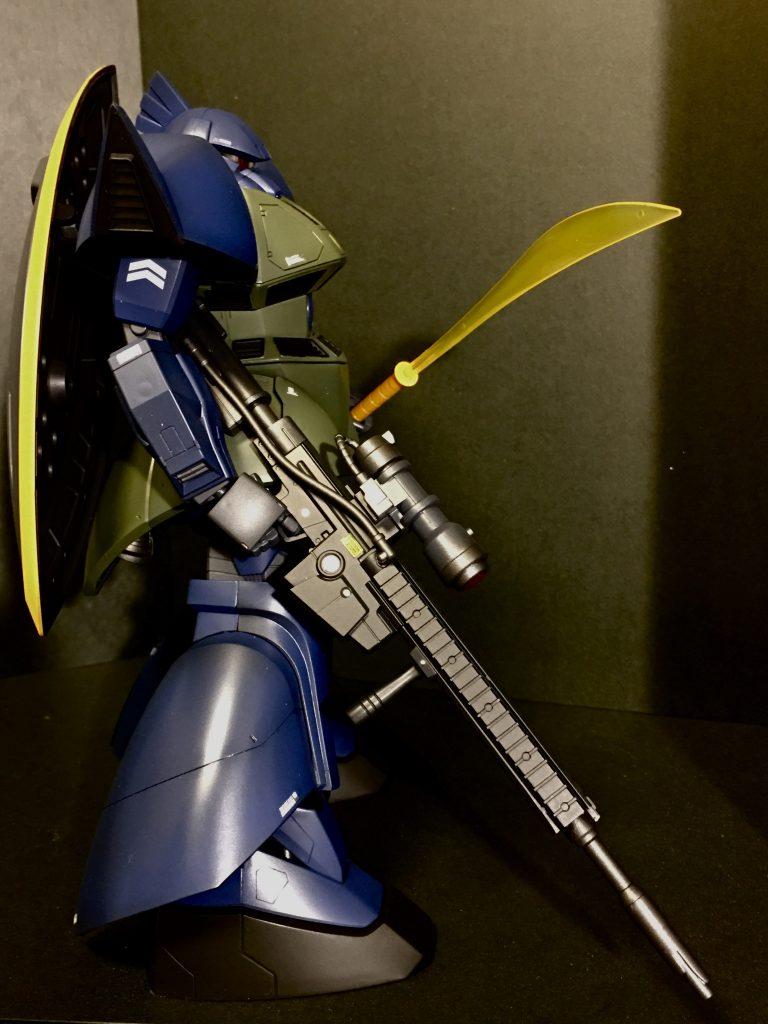 MG/ゲルググ(ガトー専用機) アピールショット6