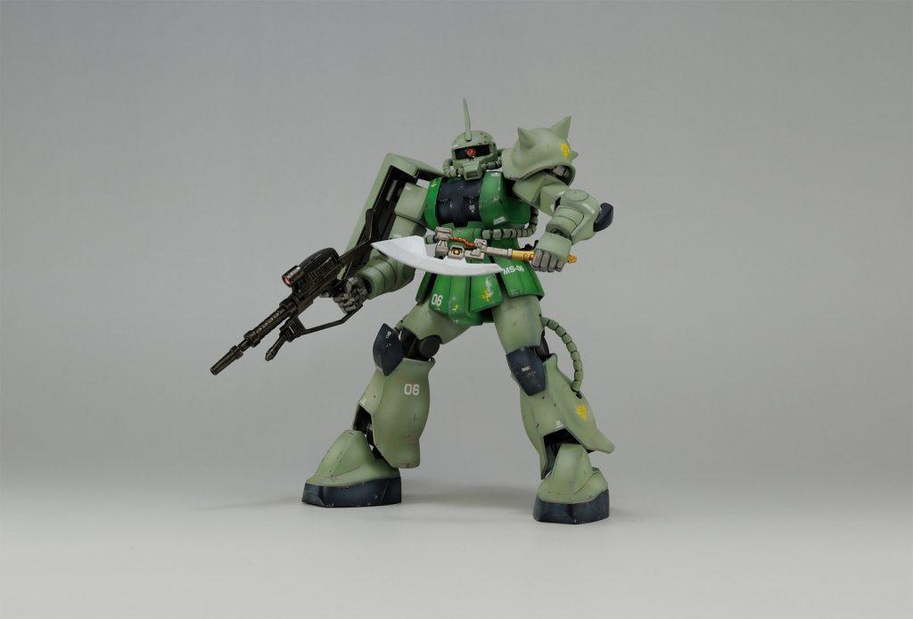 【HGUC】ザクFS型