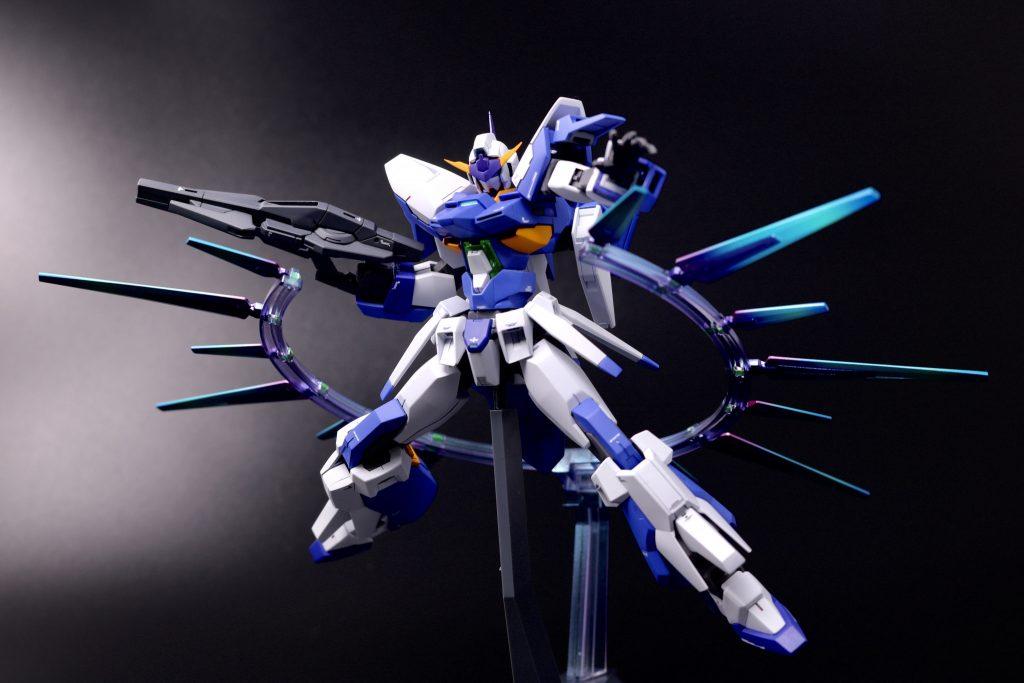ガンダムAGE FX-AURORA- アピールショット3