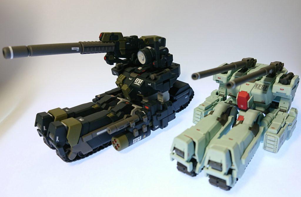 ロト twin set 連邦カラー&超長距離狙撃仕様 アピールショット7