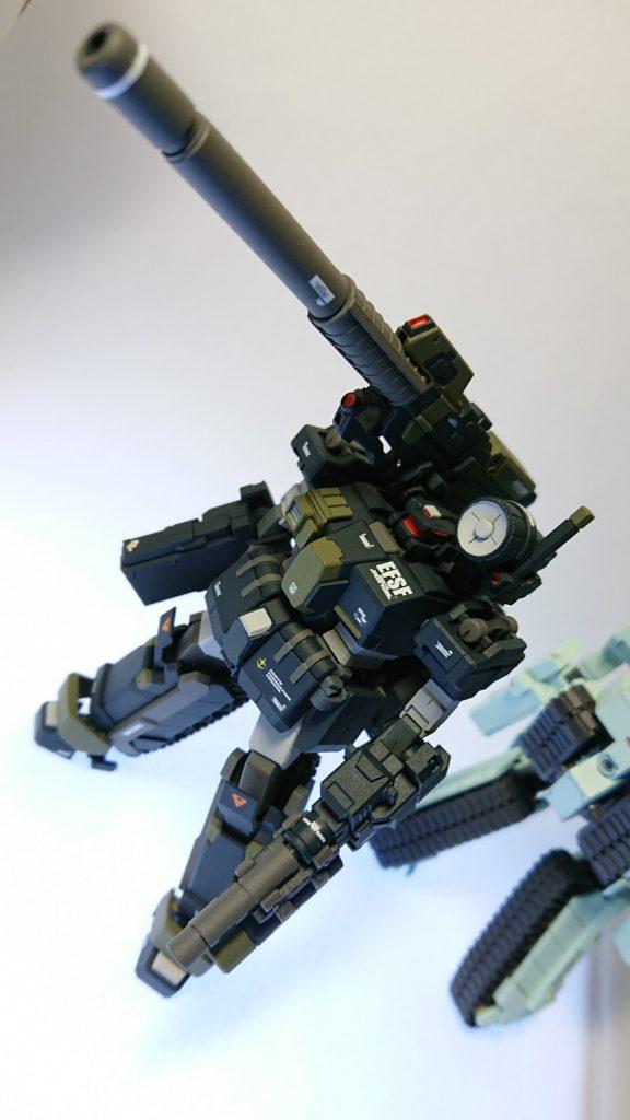 ロト twin set 連邦カラー&超長距離狙撃仕様 アピールショット1