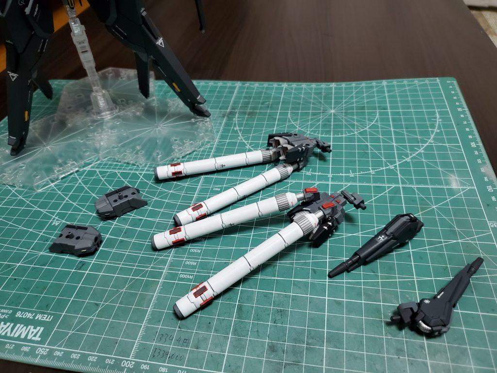 TR-6【ジ・OⅡ】 制作工程1