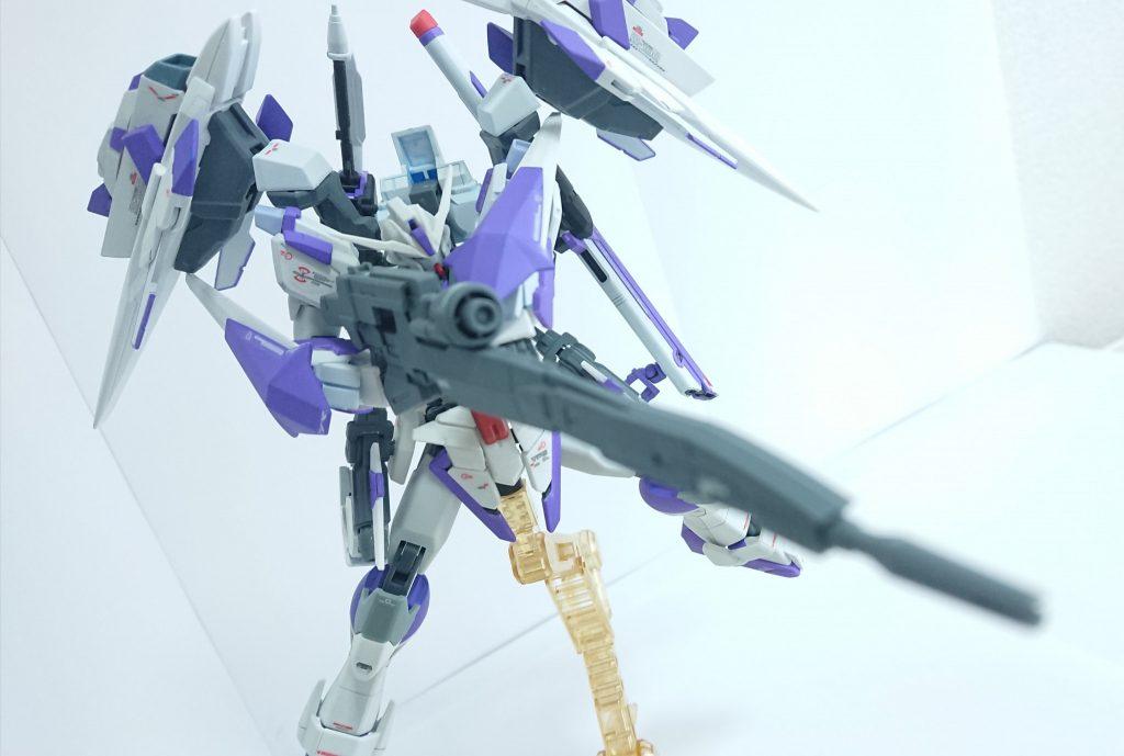 【沈静】ガンダムラヴァンドラ アピールショット3