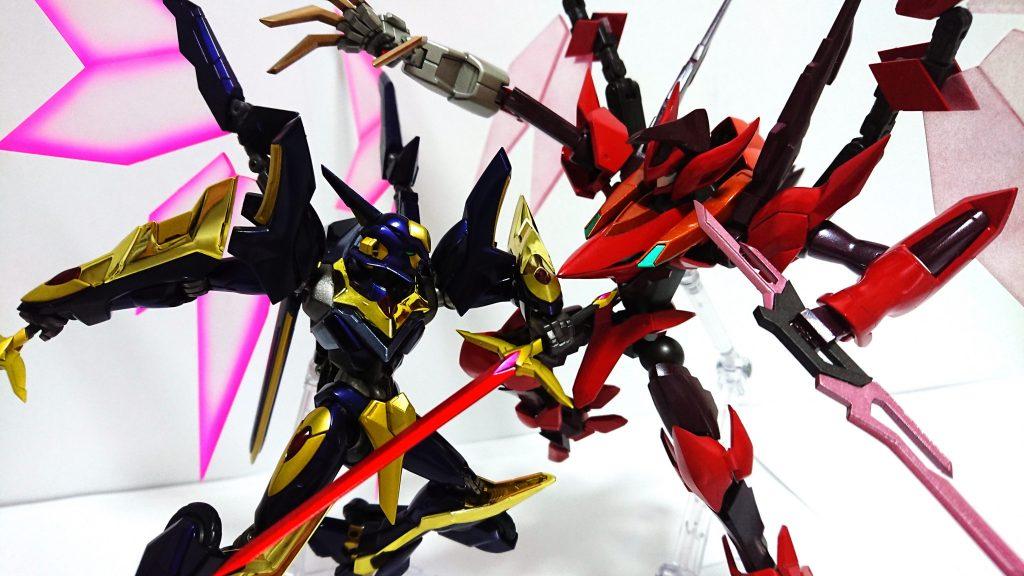 【妥協の塊】紅蓮聖天八極式 制作工程6