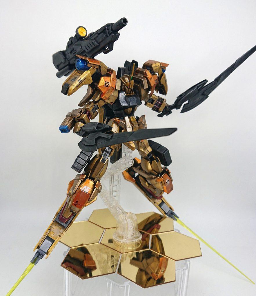 フルアーマー百式 (アヴァランチユニット装備) アピールショット4