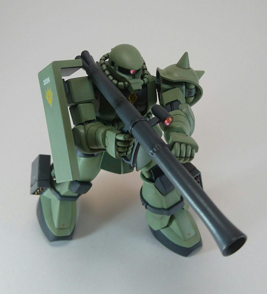 HGUC 量産型ザク アピールショット4