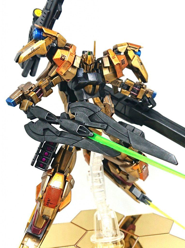 フルアーマー百式 (アヴァランチユニット装備)