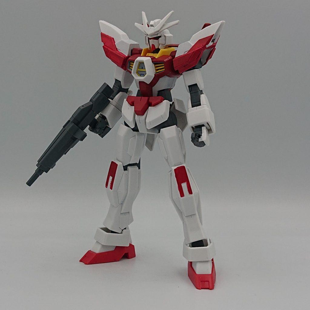 HG ガンダムAGE-1 スピカ アピールショット1