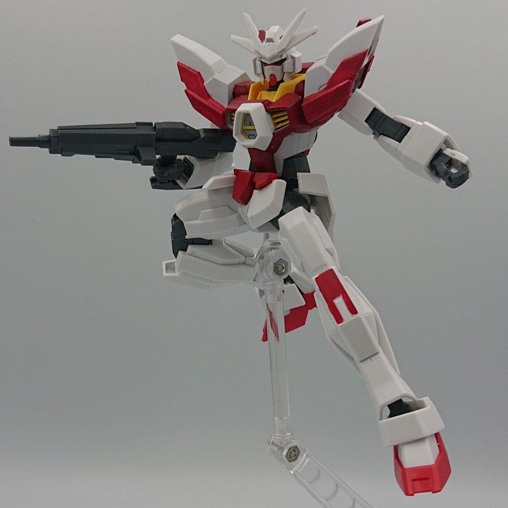 HG ガンダムAGE-1 スピカ アピールショット2