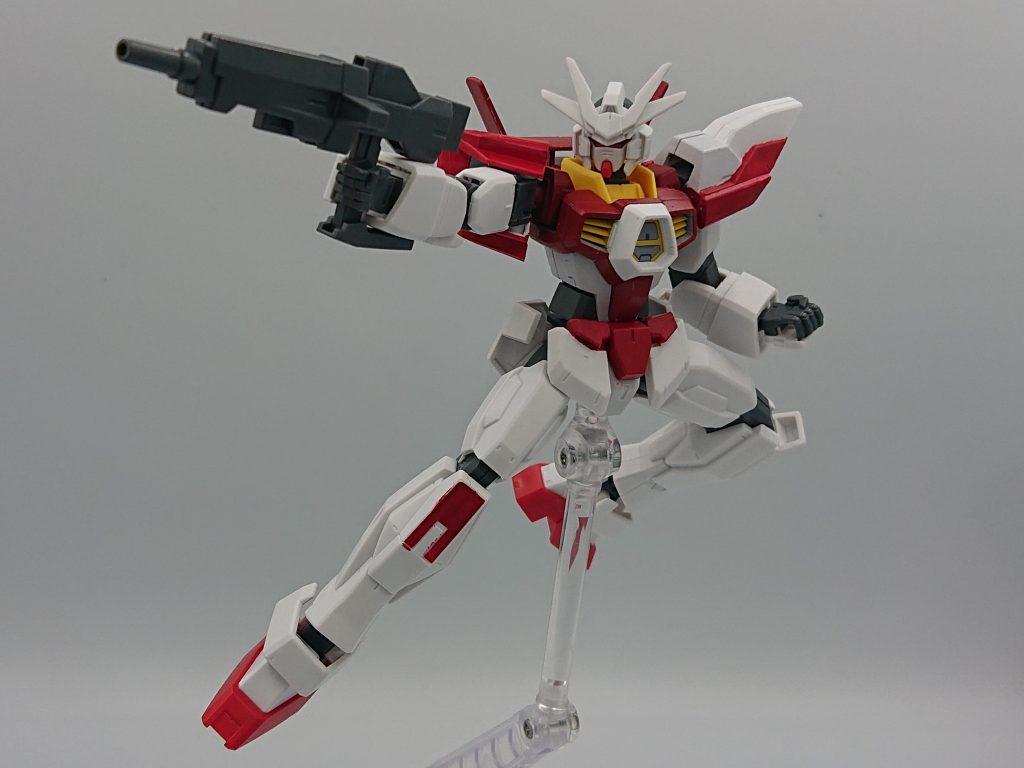 HG ガンダムAGE-1 スピカ アピールショット3