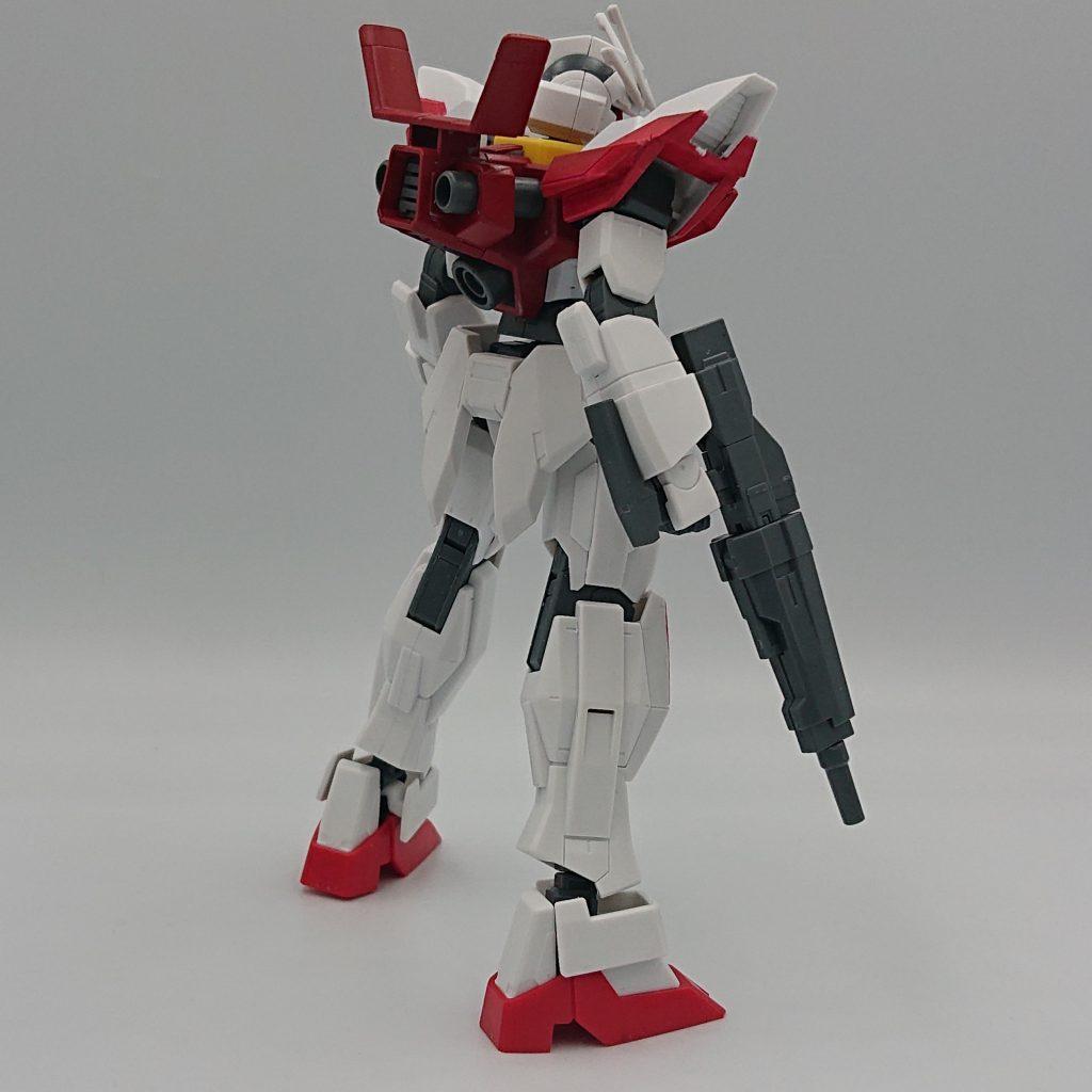 HG ガンダムAGE-1 スピカ アピールショット4
