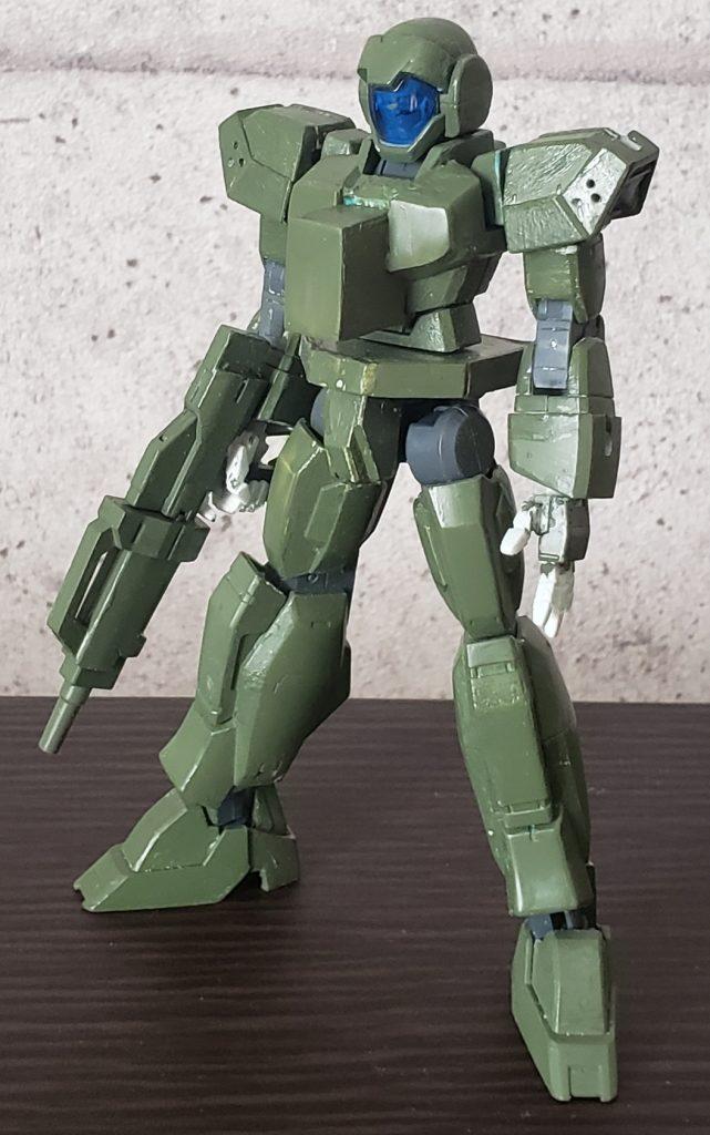 アデル(99式空挺レイバー風) アピールショット1
