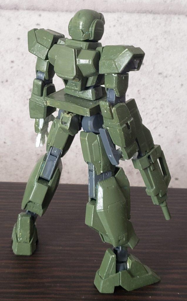 アデル(99式空挺レイバー風) アピールショット2