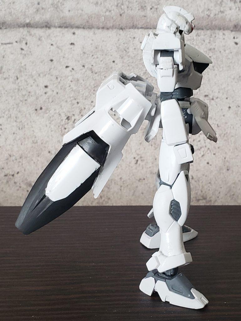 """F91 """"white fox""""  または 別版 アピールショット4"""