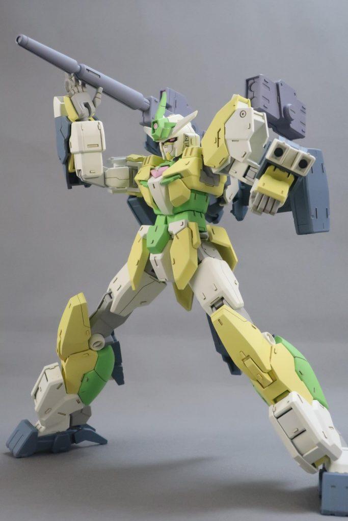 ヴィートルーガンダム Mk-NS アピールショット5