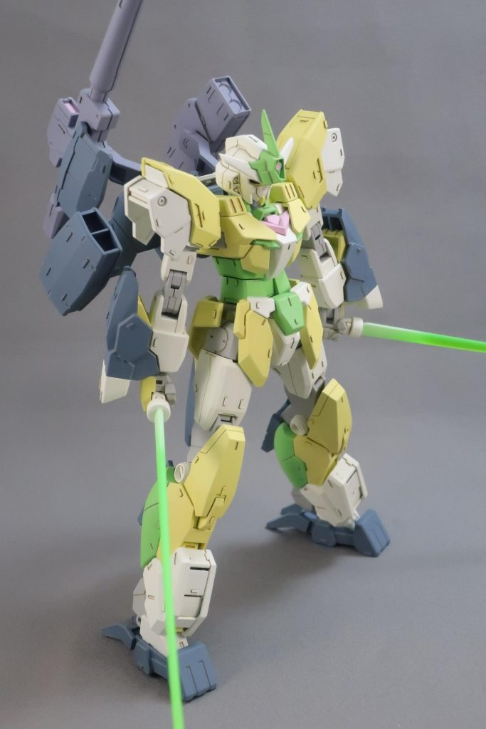 ヴィートルーガンダム Mk-NS アピールショット7