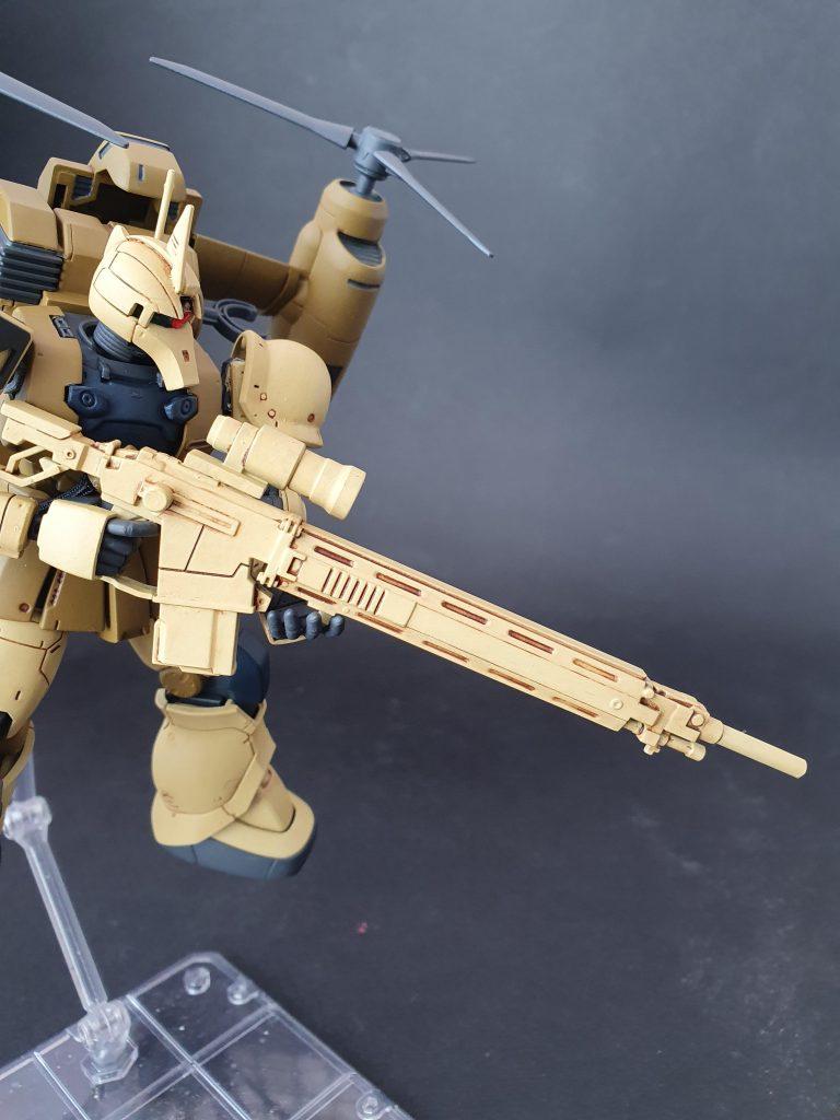 Zaku1 Sniper Type(ver.Origin) アピールショット1