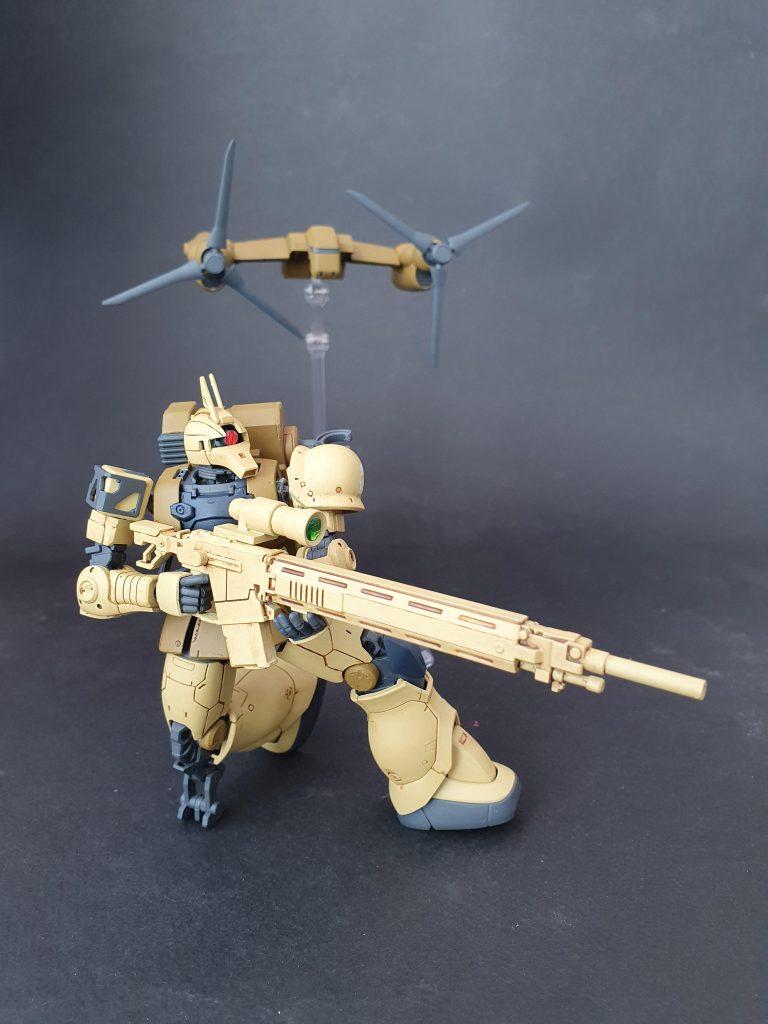 Zaku1 Sniper Type(ver.Origin) アピールショット2